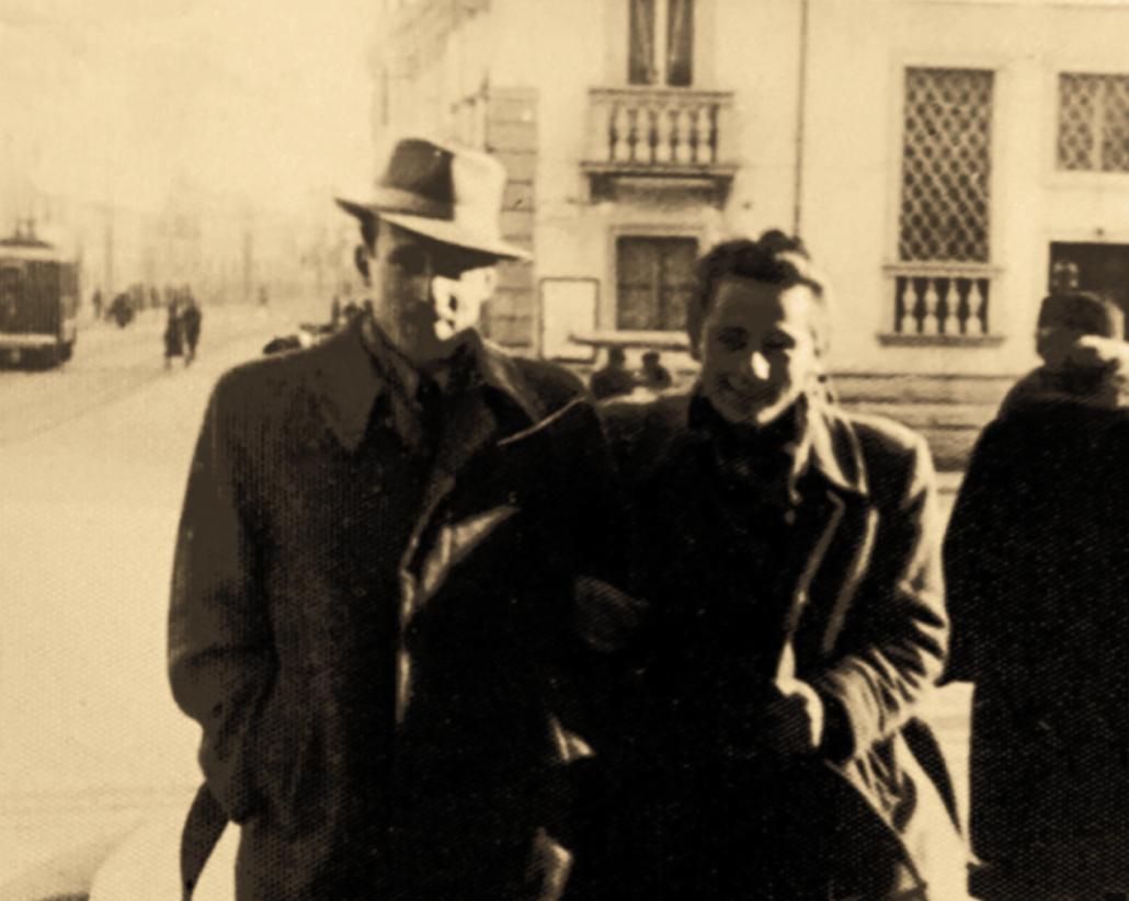 Dopoguerra - Mario Tonutti